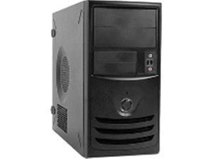 In-Win IW-CE052.FH300TB3 Mini-ATX Slim Desktop Bays, Black