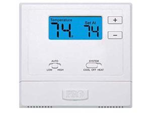 LG PYRCUCC1HB PTAC Wireless Remote Wall Mount Thermostat, White