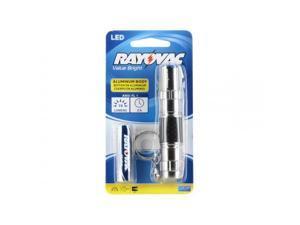 Rayovac RAYOVAC-VBMET-B 19 Lumen Value Bright Pocket LED Flashlight