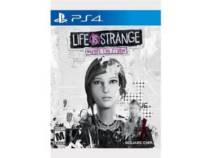 Square Enix 92027 Life is Strange Before the Storm - PS4 Game for, Black