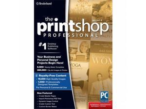 Encore 8129636 The Print Shop Professional 4.0 PC