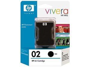 HP Consumables C8721WN#140 HP 02 Ink Cartridge Black