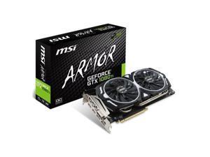 MSI GTX 1080 TI ARMOR 11 Geforce 11GB HDMI PCI Express Video Graphic Cards