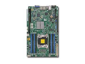 Supermicro MBD-X10SRW-F-B Xeon E5-1600/2600V3 Lga2011 C612 256Gb Ddr4 Sata Atx Brown Box