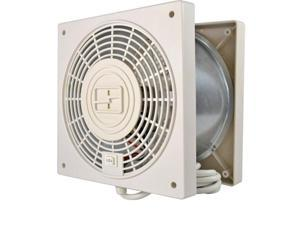 Suncourt TW408 2-Speed Room to Room Fan with Airflow Adaptors