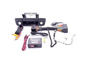 Crux RVCCH75D Crux Rear-View Integration System with Handle & Camera for Dodge RAM 2013-Up