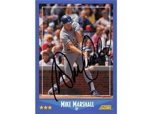 Autograph 126156 Los Angeles Dodgers 1988 Score No 321 Mariano Duncan Autographed Baseball Card Neweggcom