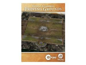 Steamforged Games STEGMAT01-002 Guild Ball-Play Mat Proving Grounds