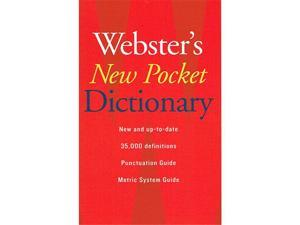 Houghton Mifflin AH-9780618947263 Websters New Pocket Dictionary