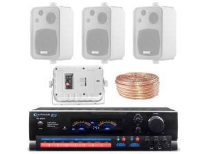 Technical Pro RX505BT Multi-Purpose Digital Spectrum BT Audio Receiver