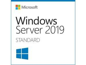 Microsoft Windows Server 2019 Standard - Base License and Media - 16 Core - with 5 User CAL