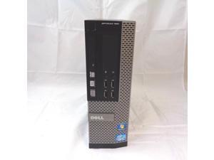 Dell Optiplex 990 SFF i3-2120 3.3GHz 4GB RAM 250GB HD Windows 7 Pro