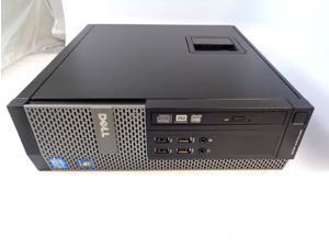 Dell Optiplex 9010 SFF i7-3770 3.4GHz 8GB RAM 500GB HDD Windows 10 Home
