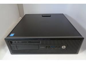 HP ProDesk 600 G1 SFF i3-4130 3.4GHz 4GB RAM 500GB HDD Windows 10 Home