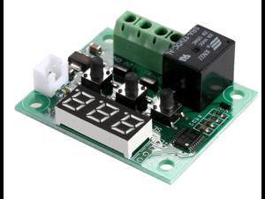 W1209 -50-110°C W1209 DC 12V Digital Mini Thermostat Temperature Controller Control Switch Sensor Module