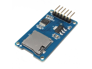 SPI Reader Micro SD Memory Card TF Memory Card Shield Module for Arduino