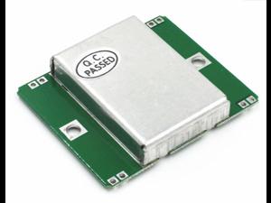 HB100 Microwave Sensor Module 10.525GHz Doppler Radar Motion Detector Arduino//HB100 microwave Doppler Wireless Radar Detectors Velocity Sensor Motion Sensor