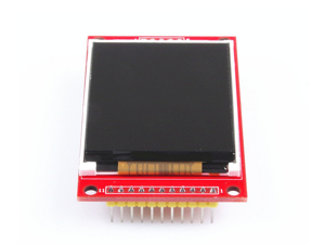2.2-inch Arduino module LCD color screen TFT SPI serial interface module, support UNO, R3 development board