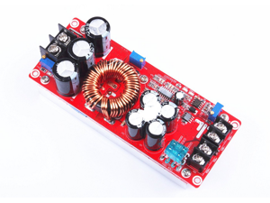 1200W 20A DC Converter Boost Step-up Power Supply Module IN 10-60V / OUT 12-83V Boost adjustable constant voltage constant current board charging module