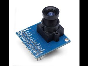 0.3MP VGA OV7670 Camera Module Lens CMOS 640X480 SCCB Compatible I2C Interface Digital Camera Module