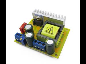 DC-DC high voltage boost module ZVS capacitor charging electromagnetic gun 780V 45-390V adjustable