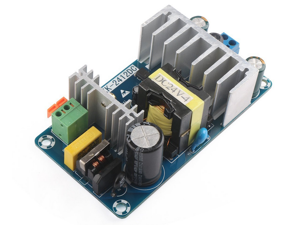 AC to DC 24V Power Converter Module 4A 100W Switching Power Supply Board AC 85-265V Variable Input Indicator Industrial Grade Switch Power Supply