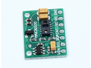 MAX30100 Pulse Oximeter Heart Rate Sensor  Module Development Board for Arduino
