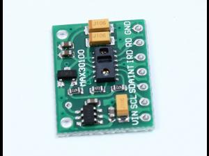 MAX30100 Pulse Oximeter Heart Rate Sensor  Module Development Board for Arduino