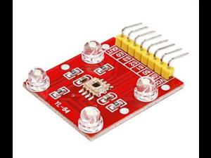 YL-64 TCS3200 color sensor module, TCS230 upgraded version, robot, smart car