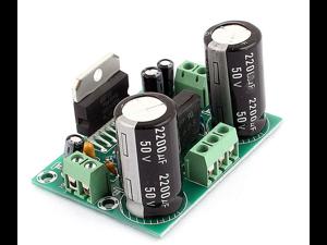 XH-M170 TDA7293 100W Single Channel Stereo Amplifier Board Dual Wide Power Supply 12 ~ 32V