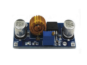 5A Xl4015 Dc-dc Step Down Adjustable Power Supply Module LED Lithium Charger Dc-dc Adjustable Step-down Module Xl4015 4V~38V 96% high efficiency