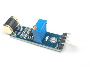 801S Vibration Sensor Vibration Model Analog Output Adjustable Sensitivity For Arduino Robot Vibration Sensors