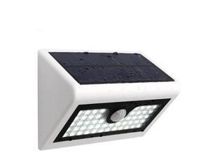 3 in 1 50  solar  light Solar Motion Sensor Security Light Weatherproof Solar Powered Wall Light  with  Wireless Motion Sensor Security Battery Operated