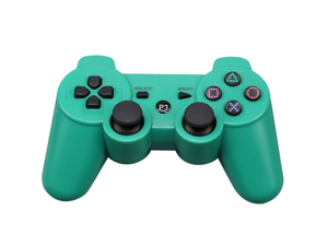 P3 Wireless Bluetooth Dual-Vibration Controller Gamepad Joystick for Sony Playstation 3