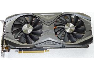 ZOTAC GeForce GTX 1080 Ti AMP Edition 11GB GDDR5X 352-bit Gaming Graphics Card VR Ready 16+2 Power Phase Freeze Fan Stop IceStorm Cooling Spectra Lighting ZT-P10810D-10P