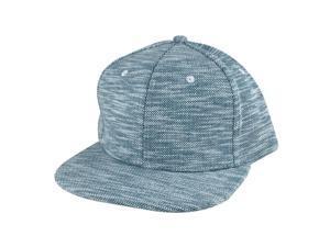 Stylish Flat Brim Knit Napa Snapback Hat Cap by CapRobot ... bf813bd7f2d9