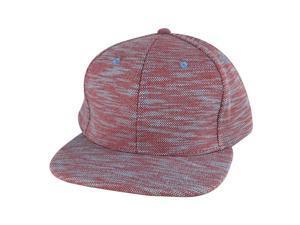 Stylish Flat Brim Knit Napa Adjustable Snapback Hat Cap by CapRobot ... d5c264f767c9