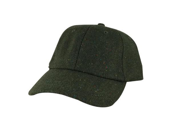 Wool Confetti Sparkle Unstructured Adjustable Strapback Dad Cap Hat by  CapRobot - Army Green 2259b76d4fa7