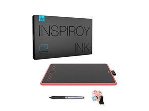 Huion Inspiroy Ink H320M Graphics Drawing Tablet 10 x 6 Inch Dual-Purpose LCD Writing Tablet, 11 Press Keys and Tilt Function, 8192 Battery-Free Pen, Android Supported, Sleeve Bag Included