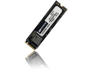 DATARAM 512GB PCIe Gen3 NVMe M.2 2280 Solid State Drive High-Performance for PC, Laptop (SSD-PM2-512)