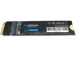 New DATARAM 512GB SATA III M.2 SSD for 2012 Apple MacBook Air