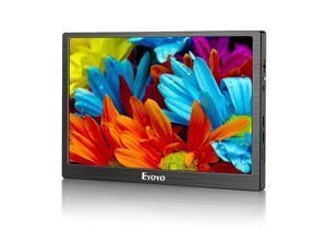 "Eyoyo 8.9"" inch Portable USB-C Mini Monitor 1920x1200 IPS Display w/ USB-C&HDMI Video Input compatible with MAC Laptop, Smartphone, DSLR Camera, PS4, Xbox one, Nintendo Switch, Raspberry pi"