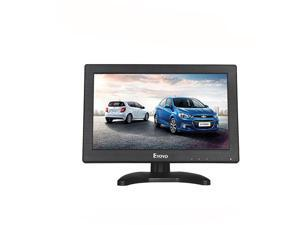 "11.6"" LCD Monitor Audio Video Monitor 1366x768 VGA BNC HD multi idioma para DVR"