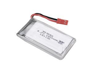 3.7V 1200mAh Battery Spare Parts For MJX X400W Drone Quadcopter HS110 HS200 RC