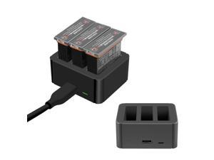 Osmo Action Battery Smart Charger for DJI Osmo Action Sports Camera Accessories