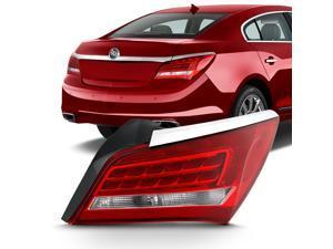 For 2014 2015 2016 Buick LaCrosse LED Passenger Right RH Side Taillight Brake Lamp 14 15 16 Assembly