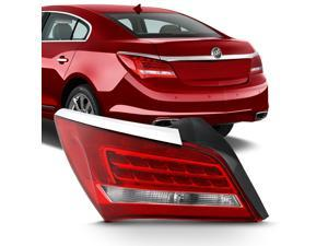 For 2014 2015 2016 Buick LaCrosse LED Driver LH Left Side Taillight Brake Lamp Brake Light Replacement