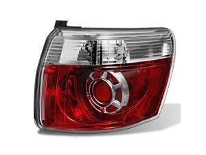 For GMC Acadia SUV Outer Piece Red Brake Tail Light Tail Brake Lamp Passenger Right Side RH Replacement