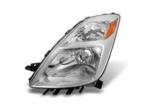 For 2004 2005 2006 Toyota Prius Halogen Type LH Left Driver Side Head Light Lamp Assembly Replacement