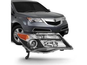Fits 2007 2008 2009 Acura MDX Sedan 4DR HID Xenon Style Headlight Lamp Passenger Right Side Replacement 07 08 09